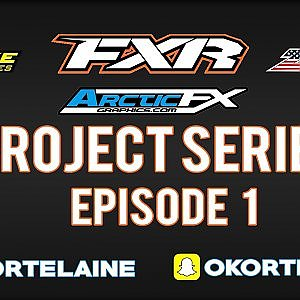 Ski-doo Summit X 850 | Project Series | Episode 1 - YouTube