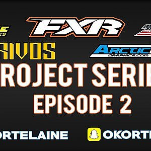 Ski-doo Summit X 850 | Project Series | Episode 2 - YouTube